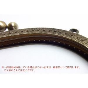 ビッグ がま口 口金 縫い付け タイプ 丸型|blaze-japan|04
