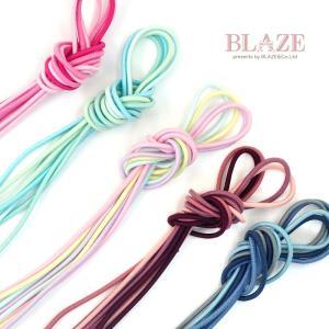 ロング ゴム 細 4本セット カラー ヘアゴム ヘアアクセサリー|blaze-japan