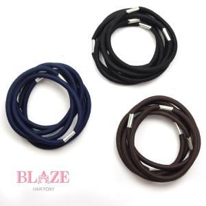 リングゴム 太  6本 セット ダーク BLAZE blaze-japan