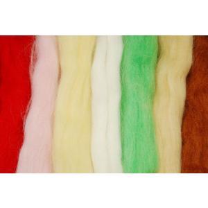 カラー 羊毛 単色 15g 入|blaze-japan