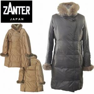 あすつく発送 ZANTER JAPAN ザンタージャパン ダウンジャケット 南極観測隊 レディース ZANTER JAPAN 0082 DOWN COAT bless-web