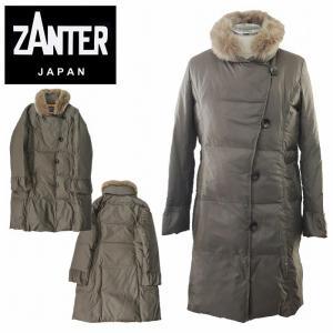 あすつく発送 ZANTER JAPAN ザンタージャパン ダウンジャケット 南極観測隊 レディース ZANTER JAPAN 0081 DOWN COAT bless-web