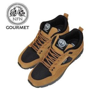 (SOLDOUT)GOURMET グルメ スニーカー ランニングシューズ35 LITE WR/ALPACA bless-web