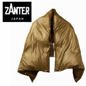 ZANTER JAPAN ザンター ダウン ザンタージャパン 南極観測隊 レディース ストール COLOBANTHUS QUITENSIS ZANTER CROZIER STOLE bless-web