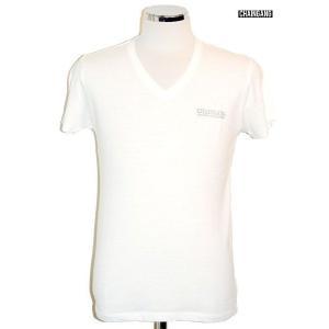 30%OFF CHAINGANG(チェインギャング)VネックTシャツSTUMP V NECK/WHITE|bless-web