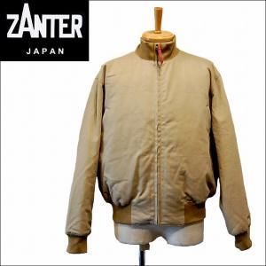 ZANTER JAPAN ザンタージャパン ジャケット ダウンジャケットTankers Down Jacket|bless-web