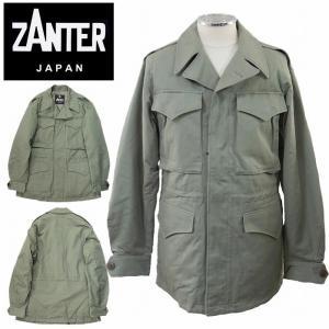 あすつく発送 ZANTER JAPAN ザンタージャパン ダウンジャケット 南極観測隊 メンズ ZANTER JAPAN 1940 M43 DOWN JACKET bless-web