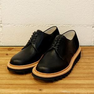 UNITED LOT ユナイテッドロット オックスフォード ブーツ 靴 シューズ Plain Toe OX Shoes Shark Sole 注文後2ヵ月半後お届け|bless-web