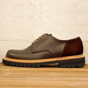 UNITED LOT ユナイテッドロット オックスフォード ブーツ 靴 シューズ Moccasin Shoes 注文後2ヵ月半後お届け|bless-web