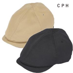 CPH シーピーエイチ C-PLUS HEAD WEARS ハンチング キャスケット 帽子 441NL HUNTING PECKER NYLON bless-web