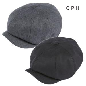 CPH シーピーエイチ C-PLUS HEAD WEARS ハンチング キャスケット 帽子 510TC CASQUETTE TC TWILL bless-web