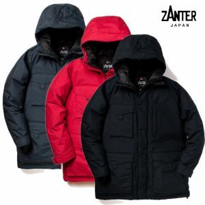 ZANTER JAPAN ザンター ダウン ザンタージャパン ダウンジャケット 南極観測隊 メンズ ZANTER JAPAN 6720 DOWN PARKA JP bless-web