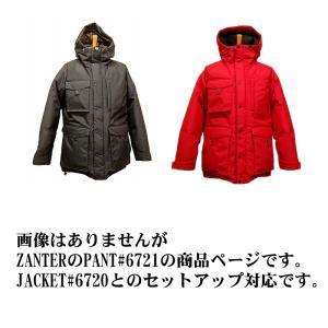 ZANTER JAPAN  6721 パンツ  南極観測隊 ZANTER JAPAN 6720とのセットアップパンツ bless-web