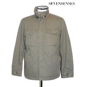 半額セール SEVENSENSES(セブンセンシーズ)M-65ジャケットM-65 FIELD JKT/OLIVE bless-web