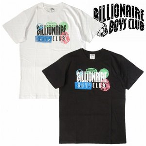Billionaire Boys Club ビリオネアボーイズクラブ Tシャツ 半袖 プリント SENSES LOGO SS TEE bless-web