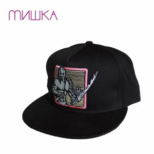 MISHKA ミシカ キャップ 帽子 スナップバック SLICE&DICE 5PANEL SNAPBACK bless-web