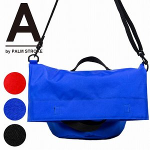 A by PALM STROKE パームストローク バッグ カバン 3WAY DRUM BAG|bless-web