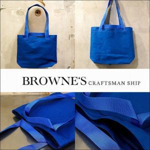 予約終了 BROWNE'S craftsman ship ブラウンズクラフトマンシップ トート バッグ カバンIK Bag bless-web