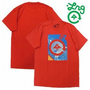 20%OFF LRG エルアールジー Tシャツ 半袖 プリント LA MARINA TEE|bless-web