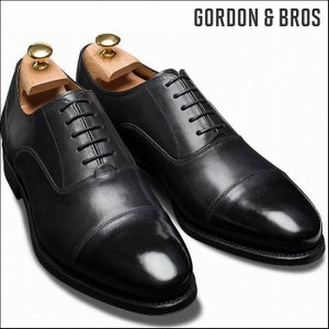ゴードン&ブロス GORDON&BROS 革靴 シューズ グッドイヤーウェルテッド FABIAN5092LA Straight tip bless-web