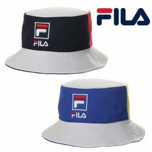 FILA フィラ バケットハット 帽子 FILA HERITAGE BUCKET HAT|bless-web