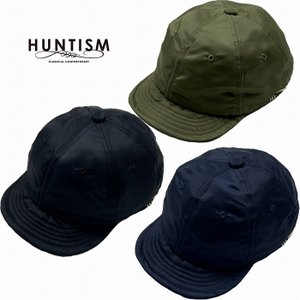 HUNTISM ハンティズム アンパイアキャップ ナイロン 帽子 Flight Umpire Cap|bless-web