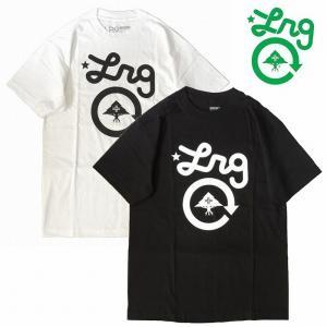 LRG エルアールジー Tシャツ 半袖 プリント CYCLE LOGO TEE|bless-web