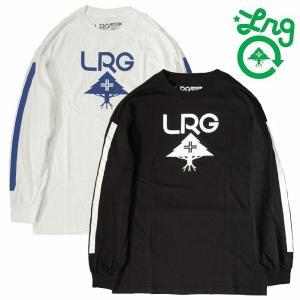 20%OFF LRG エルアールジー 長袖Tシャツ ロンTEE カットソー TRACK ICON LONG SLEEVE TEE|bless-web
