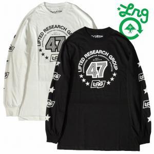 20%OFF LRG エルアールジー カットソー 長袖 Tシャツ LIFTED 47 LS TEE|bless-web