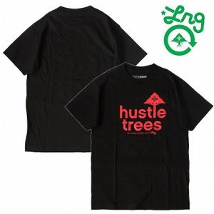 LRG エルアールジー Tシャツ 半袖 プリント HUSTLE TREES SP21 TEE|bless-web