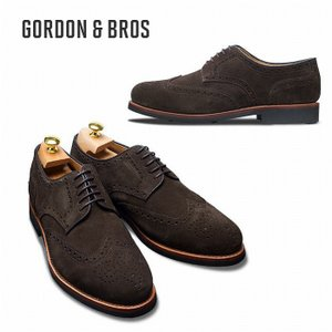 (SOLDOUT)ゴードン&ブロス GORDON&BROS 革靴 シューズ グッドイヤーウェルテッド LEVET2318AF Wing tip shoes bless-web