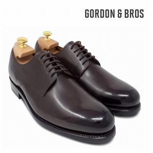 ゴードン&ブロス GORDON&BROS 革靴 シューズ グッドイヤーウェルテッド LEVET5916LB Plane Tou shoes bless-web