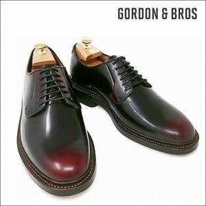 ゴードン&ブロス GORDON&BROS 革靴 シューズ グッドイヤーウェルテッド LUCA5004LB Service shoes bless-web