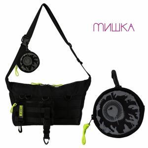 MISHKA ミシカ ショルダーバッグ ポーチ TACTICAL SHOULDER BAG Lサイズ bless-web