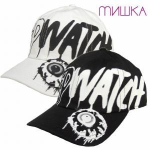 MISHKA ミシカ キャップ 帽子 ストラップバック KEEP WATCH CAP m21003251 bless-web