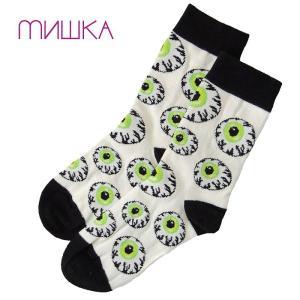 MISHKA ミシカ ソックス 靴下 キープウォッチ SOCKS