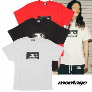 半額セール montage モンタージュ Tシャツ 半袖 リメイクINSIDE OUT REMAKE TEE|bless-web