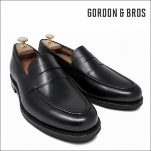 ゴードン&ブロス GORDON&BROS 革靴 シューズ ローファー グッドイヤーウェルテッド PADDINGTON5864HA Penny loafers bless-web