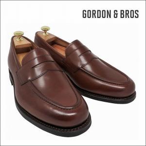 ゴードン&ブロス GORDON&BROS 革靴 シューズ ローファー グッドイヤーウェルテッド PADDINGTON5864HC Penny loafers bless-web