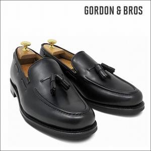 ゴードン&ブロス GORDON&BROS 革靴 シューズ ローファー グッドイヤーウェルテッド PADDINGTON5865HA Tassel loafers bless-web