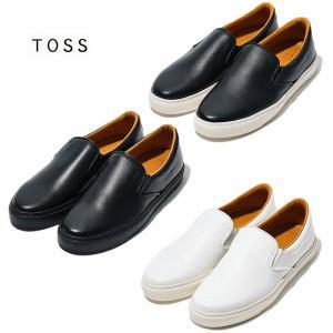 あすつく発送 TOSS トス シューズ 靴 レザー TS149-6 Lance bless-web