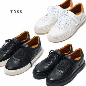 あすつく発送 TOSS トス シューズ 靴 レザー TS149-7 Conrad bless-web