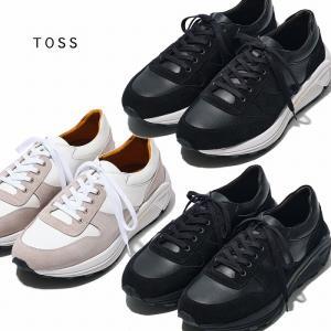 あすつく発送 TOSS トス シューズ 靴 レザー Jeffrey TS186-1 bless-web