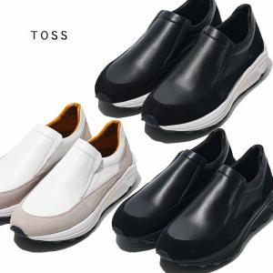 TOSS トス シューズ 靴 レザー TS186-2 Floyd 先行予約7月発売 bless-web