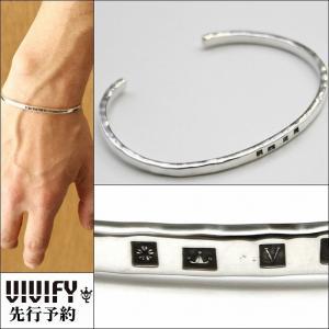 VIVIFY ビビファイ バングル シルバー ブレスレットHallmarks Bangle 受注生産|bless-web