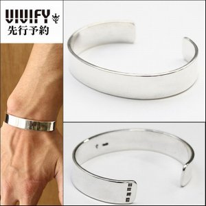 VIVIFY ビビファイ バングル シルバー ブレスレットHallmarks Wide Bangle 受注生産|bless-web