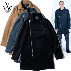 VIRGO ヴァルゴ 11月発売 STRUMMER CHESTER COAT bless-web