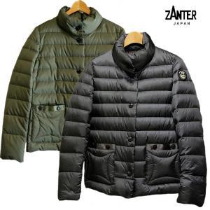 ZANTER JAPAN ザンタージャパン ダウンジャケット 南極観測隊 レディース COLOBANTHUS QUITENSIS ZANTER1001 Light Jacket bless-web