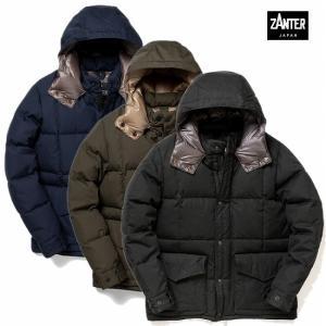 ZANTER JAPAN ザンタージャパン ダウンジャケット 南極観測隊 メンズ ZANTER JAPAN 6710 DOWN PARKA VINTAGE bless-web