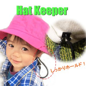 帽子 クリップ 赤ちゃん ベビー 留める アウトドア 釣り  スポーツ|blessedcrow